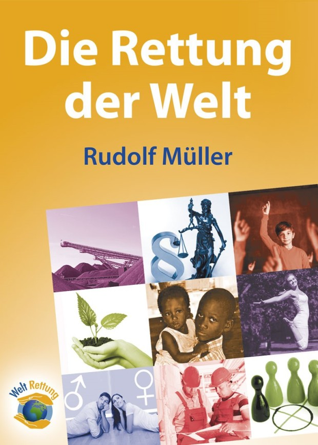 Cover 2 Weltrettung
