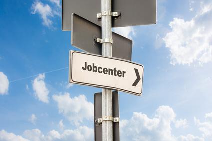 Schild 144 - Jobcenter